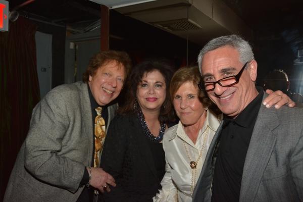Robert R. Blume, Merrill Stone, Riki Kane Larimer and Michael Katz Photo