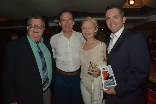 James Morgan, Peter Colley, Ellen Colley and Jim Kierstead