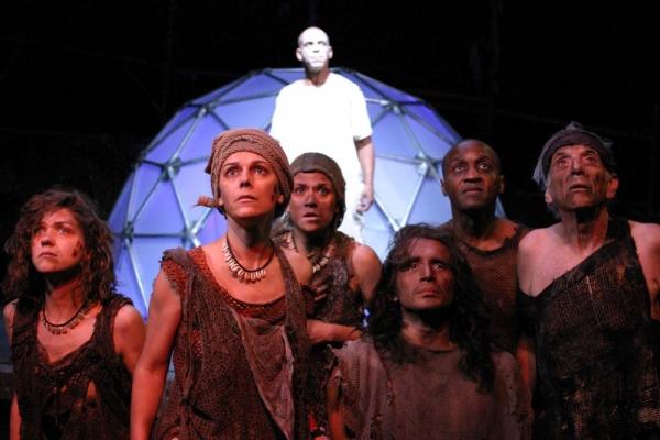 Photo Flash: The Odyssey Theatre Presents OEDIPUS MACHINA