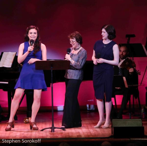 Kerry Conte, Judy Blazer, Leah Horowitz