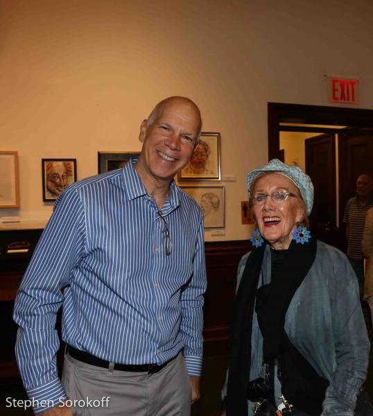 David Zippel & Marni Nixon
