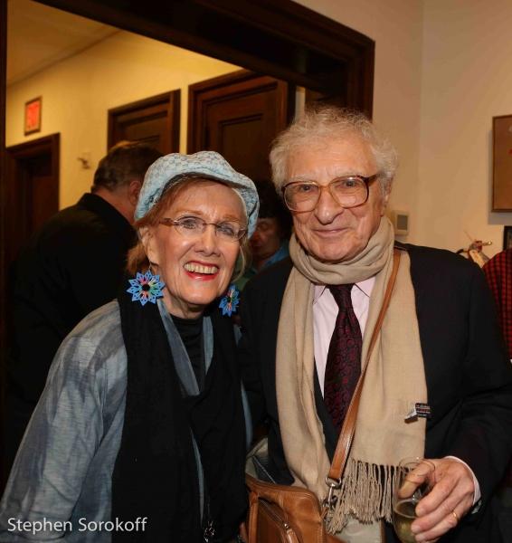 Marni Nixon & Sheldon Harnick