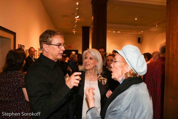 Rob Fisher, Jamie deRoy, Marni Nixon