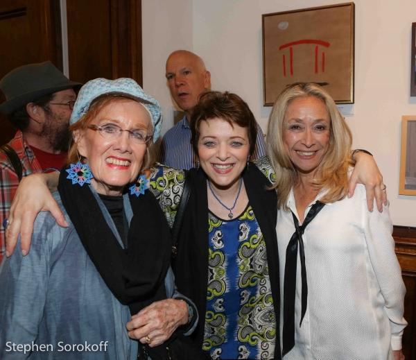 Marni Nixon, Judy Blazer, Eda Sorokoff