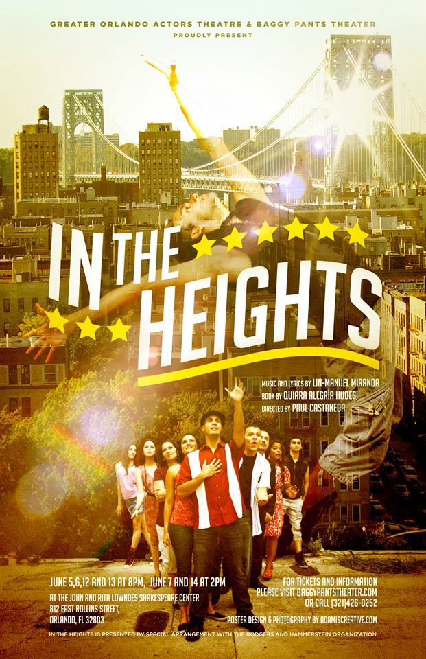 BWW Interview: Star, Director of IN THE HEIGHTS Orlando Premiere Chat Show's Historical Significance
