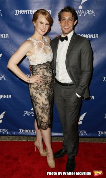 Kate Baldwin and Conor Ryan