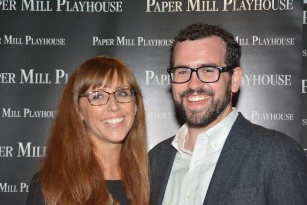 Meg Zervoulis and Matt Bittner