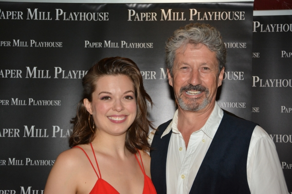 Margo Seibert and Charles Shaughnessy
