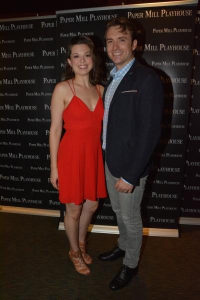 Margo Seibert and James Snyder