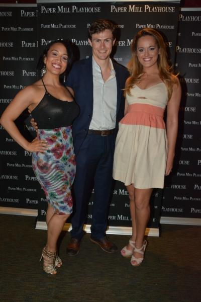 Ashley Blanchet, Kevin Munhall and Stephanie Gandolfo