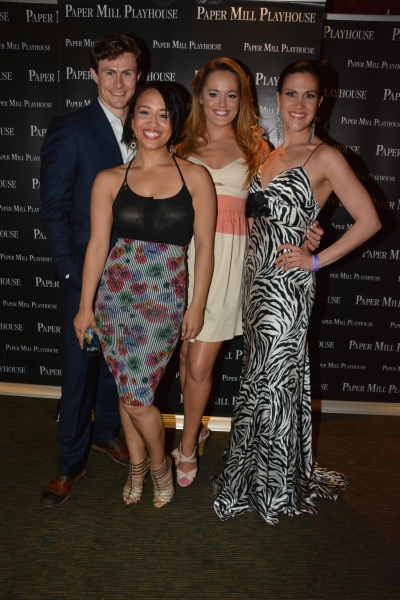 Kevin Munhall, Ashley Blanchet, Stephanie Gondolfo and Alena Watters