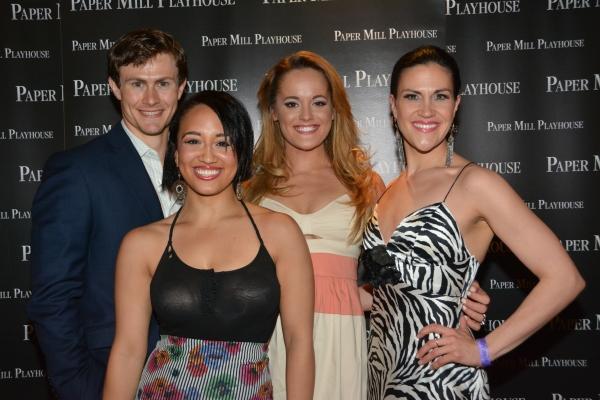 Kevin Munhall, Ashley Blanchet, Stephanie Gondolfo and Alena Watters