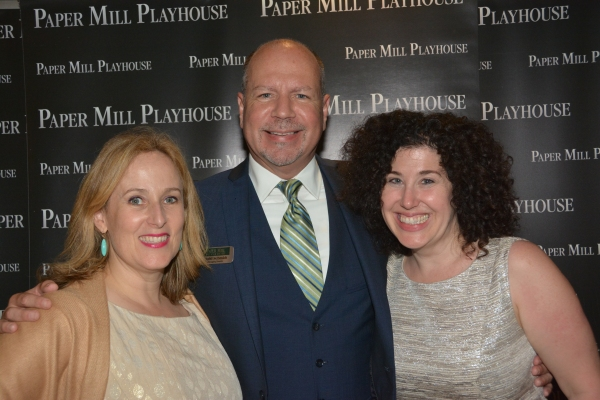 Zina Goldrich, Todd Schmidt (Managing Director) and Marcy Heisler