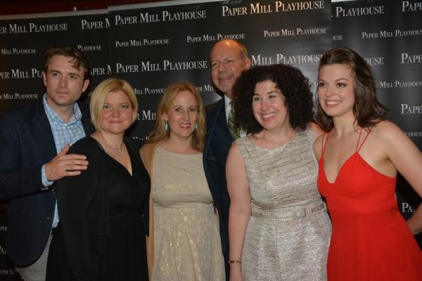 James Snyder, Mary-Mitcheel Campbell (Music Supervisor), Zina Goldrich, Todd Schmidt, Marcy Heisler and Margo Seibert