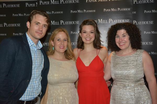 James Snyder, Zina Goldrich, Margo Seibert and Marcy Heisler