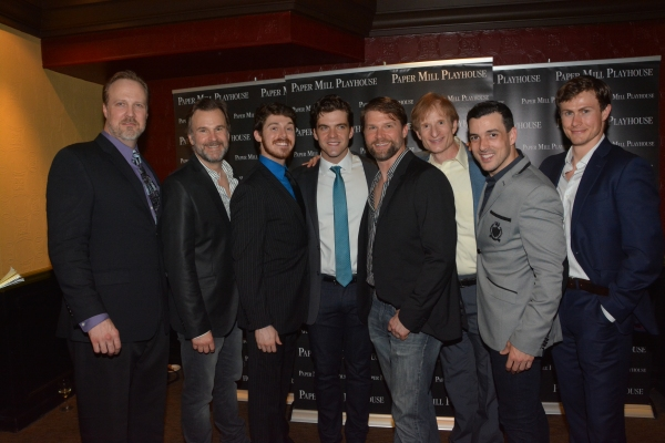 Fred Inkley, Hohn Hilner, Jonathan Shew, Kevin Munhall, Greg Goodbrod, Nick Corley, Justin Schuman and Kevin Michal Raponey