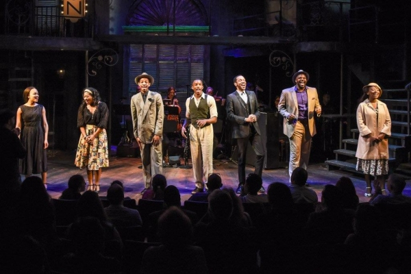 Photos: Inside Opening Night of FOR THE LAST TIME at Clurman Theatre