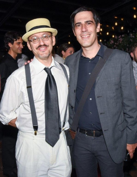 Will Pomerantz, Corey Pearlstein