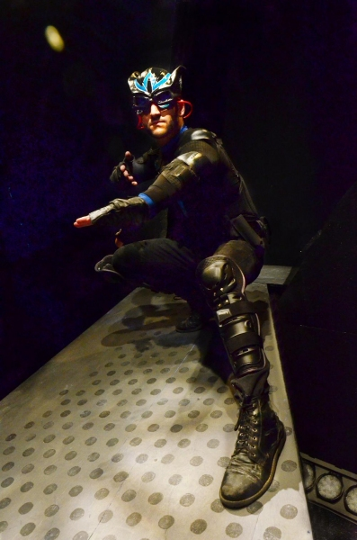 Photo Flash: First Look at Lifeline Theatre's SOON I WILL BE INVINCIBLE World Premiere