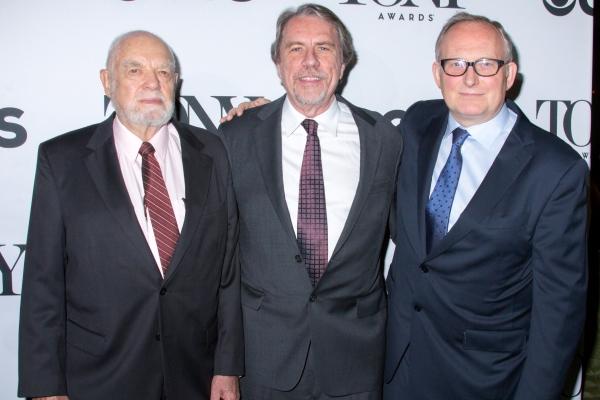 Arnold Abramson, Gene O''Donovan, Adrian Bryan-Brown