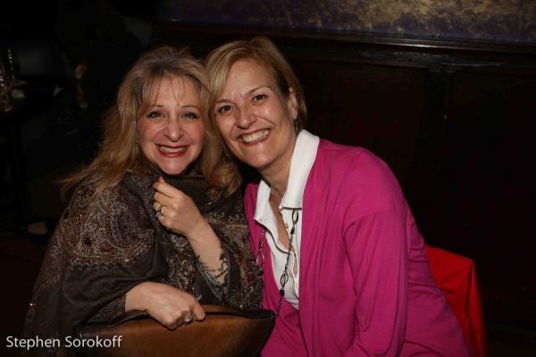 Julie Budd & Karen Mason