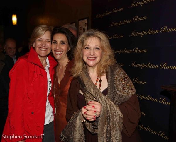 Karen Mason, Barbara Fasano, Julie Budd