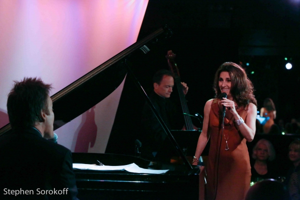 Eric Comstock & Barbara Fasano