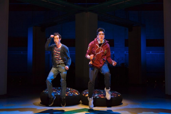 Will Connolly and George Salazar