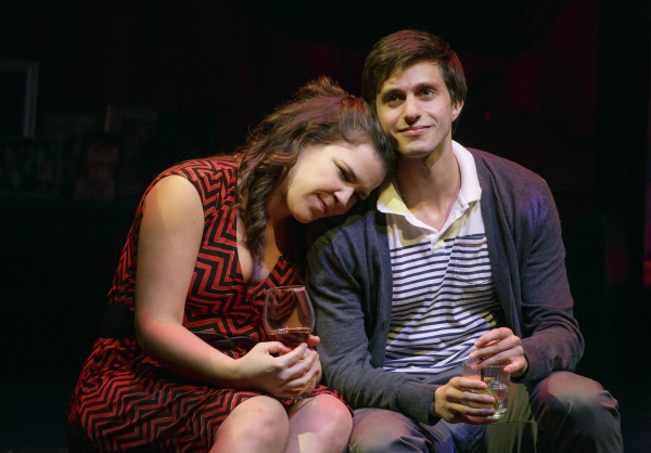 Photo Flash: First Look at Gideon Glick, Lindsay Mendez and More in Roundabout's SIGNIFICANT OTHER