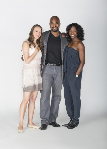 Sara Topham appears as Olivia, Terenece Archie as Orsino, and Rutina Wesley as Viola