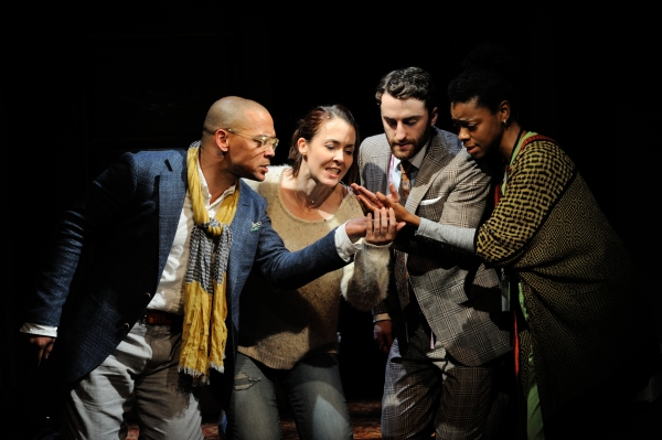 Photo Flash: First Look at Trinity Rep's MELANCHOLY PLAY