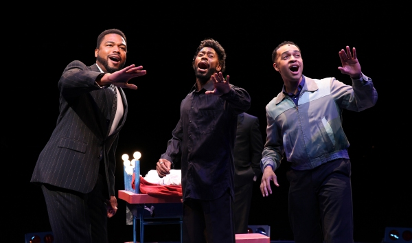 Photo Flash: First Look at Bryonha Marie Param, Destinee Rea and More in NSMT's DREAMGIRLS