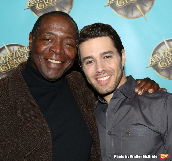 Photo Coverage: Meet the Cast of Broadway's AMAZING GRACE!