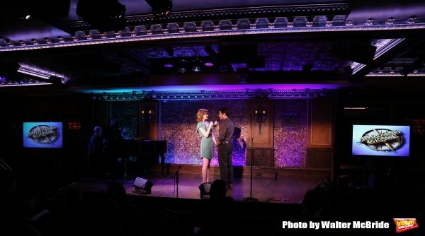Photo Coverage: Sneak Peek of Broadway's AMAZING GRACE Cast in Action!