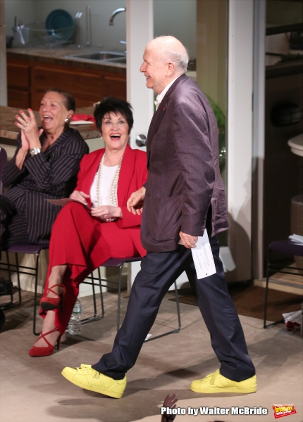 Graciela Daniele, Chita Rivera and Terrence McNally