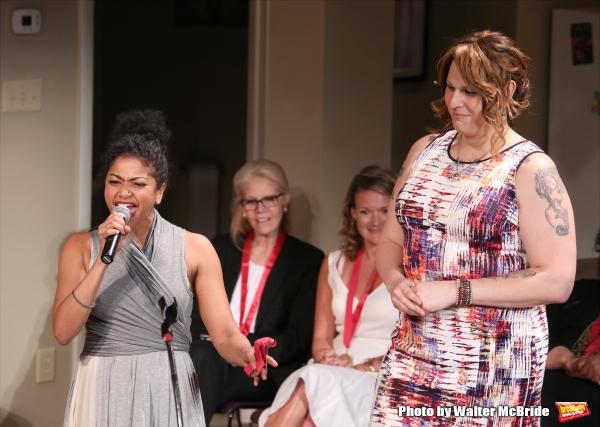 Rebecca Naomi Jones and Shakina Nayfack