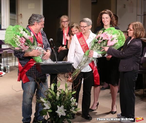 Jim Nicola, Linda Chapman, Julia Jordan and Marsha Norman