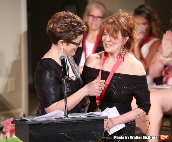Lisa Kron and Deirdre O''Connell  Photo