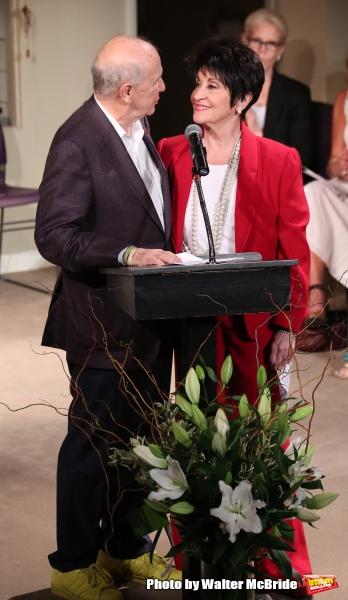 Terrence McNally and Chita Rivera