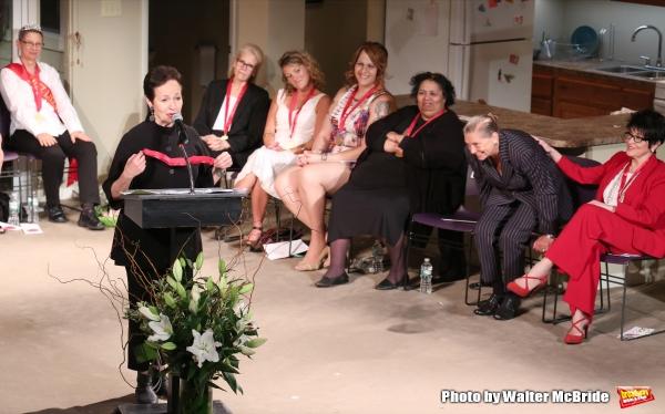 Lynn Ahrens, Graciela Daniele and Chita Rivera