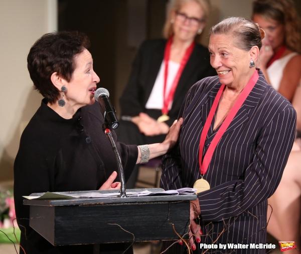 Lynn Ahrens and Graciela Daniele