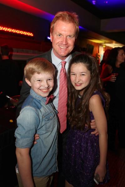 Actor Logan Watts, Executive Producer Tom McCoy, and actress Noa Solorio