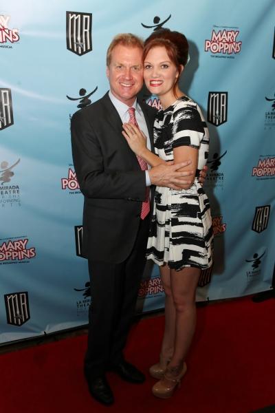 Executive Producer Tom McCoy and Katie McCoy