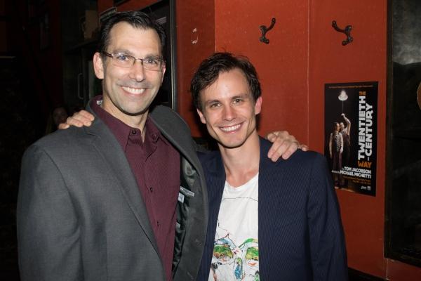 Robert Mammana and Will Bradley