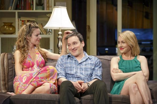 Kate Arrington, Jeremy Shamos and Sarah Goldberg