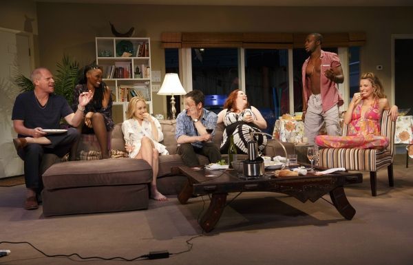 Noah Emmerich, Chinasa Ogbuagu, Sarah Goldberg, Jeremy Shamos, Donna Lynne Champlin,  Photo