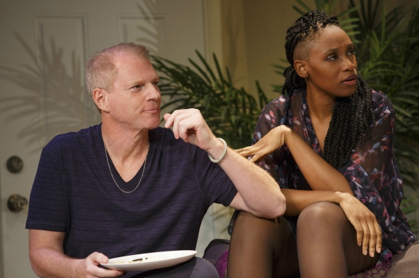 Noah Emmerich and Chinasa Ogbuagu