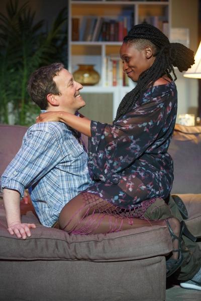 Jeremy Shamos and Chinasa Ogbuagu