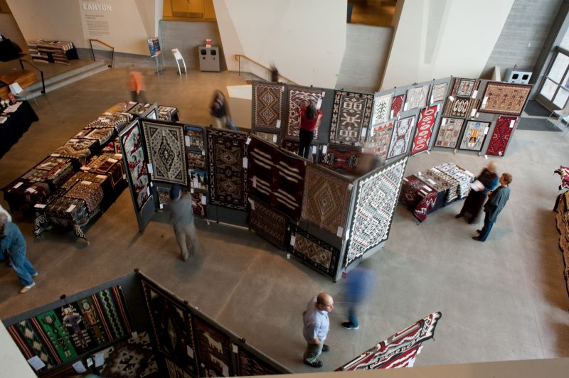 200 Navajo Rugs To Be Auctioned Off For Natural History Museum Of Utah 6 13
