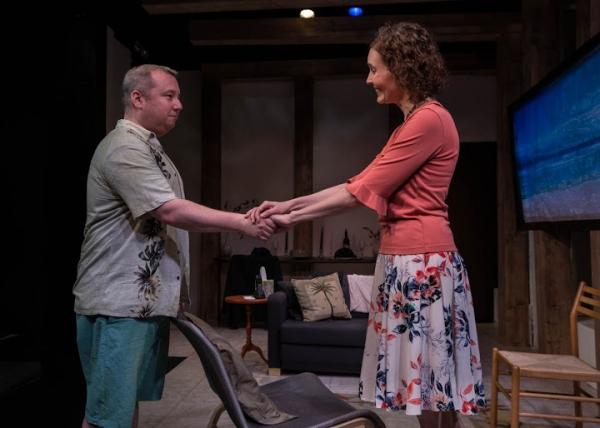 Photo Flash: First Look at Abingdon Theatre Company's MALLORCA